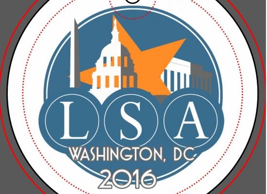 LSA logo by Brent Woo