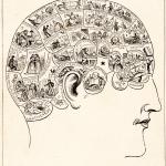 Stress Phrenology Chart