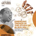 Joseph Hill lecture poster