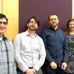 Ari Goertzel, Andrew Heidke, Ellen Perleberg, and Gregory Pflaumer