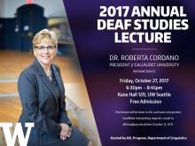 Roberta Cordano Lecture