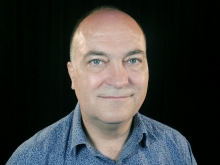 Linguistics Chair Richard Wright