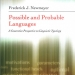 Possible and Probable Languages book cover