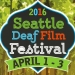 Seattle Deaf Film Festival 2016 April 1-3